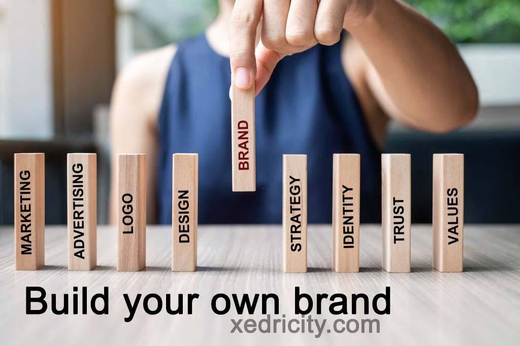 Built a successfull brand free